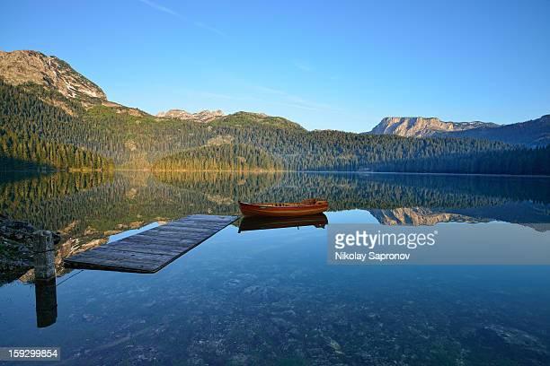 Welcome to Nature (Black Lake, Durmitor)