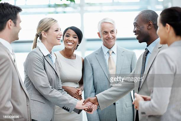 Willkommen in unserem Unternehmen