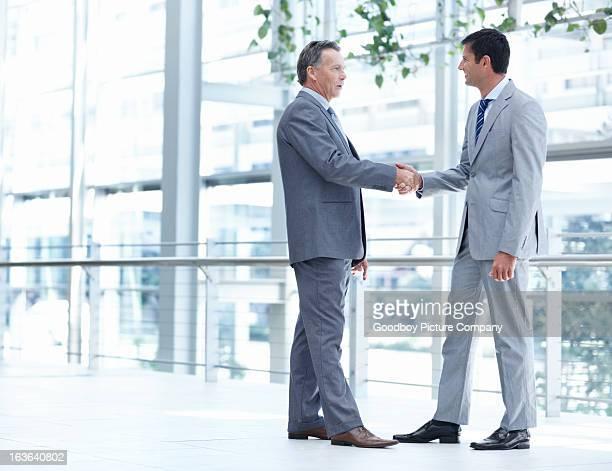 Willkommen im Unternehmen