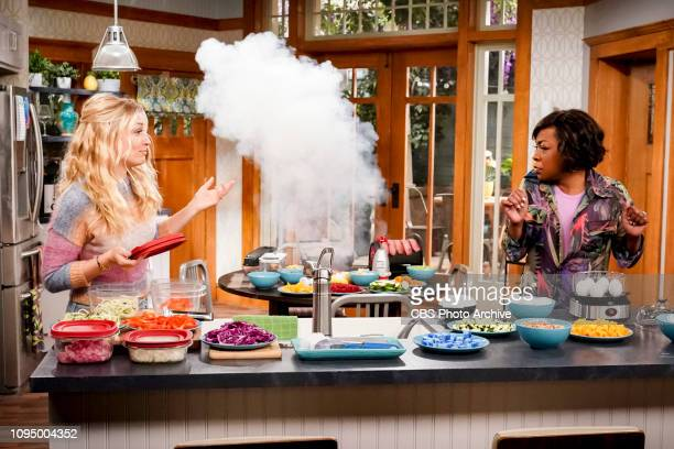 Welcome to the Yard Sale Pictured Beth Behrs and Tichina Arnold Dave convinces Calvin to hold a yard sale but when longtime neighborhood resident...