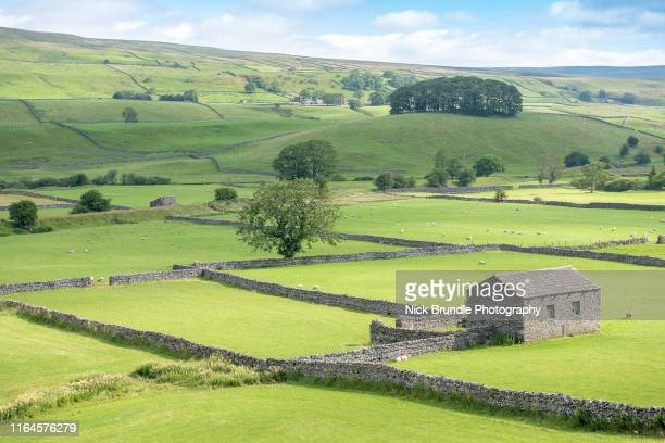 welcome to the yorkshire dales - british culture stock pictures, royalty-free photos & images