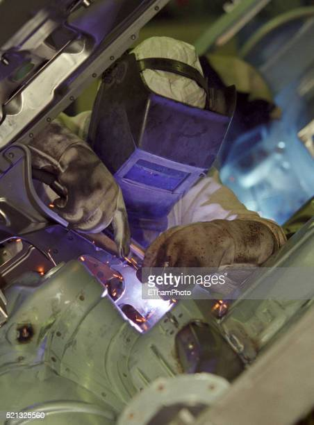 welder - brand name stock pictures, royalty-free photos & images