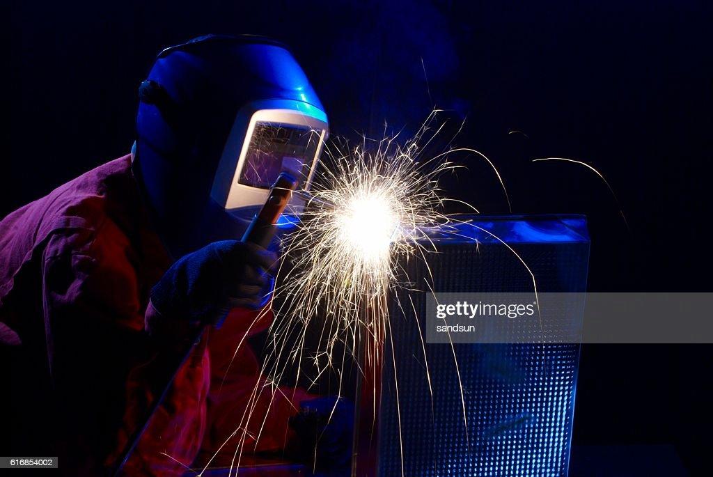welder : Stock Photo