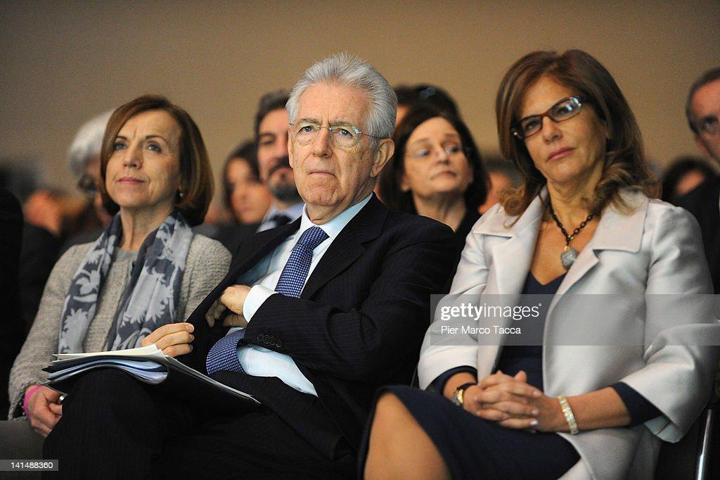 'Cambia Italia. Riforme Per Crescere' - Confindustria Meeting - Day 2 : News Photo