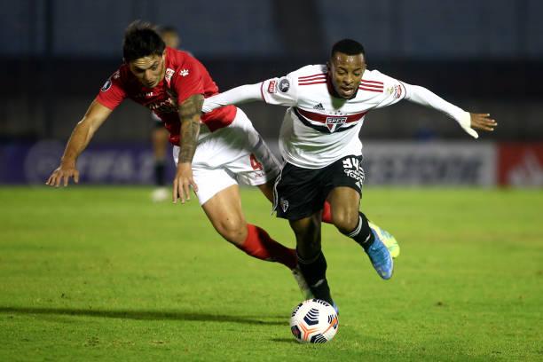 URY: Rentistas v Sao Paulo - Copa CONMEBOL Libertadores 2021