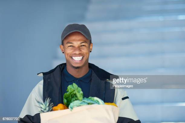 we'll bring the grocery store to you - grocery delivery stock pictures, royalty-free photos & images