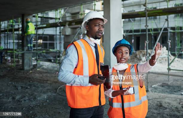 a well constructed building takes a well crafted plan - africa stock pictures, royalty-free photos & images