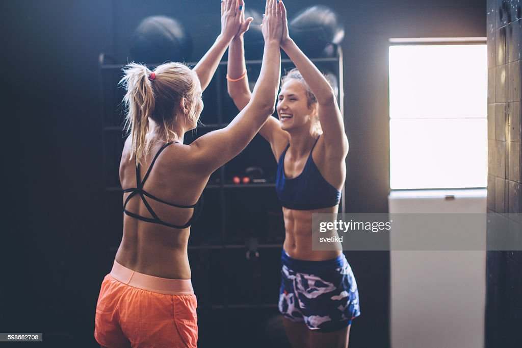 Well done girl : Stock Photo
