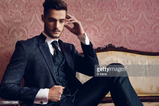 well dressed man - metrosexual stock pictures, royalty-free photos & images