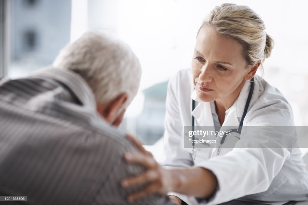 We'll get through this : Stock Photo
