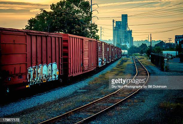 we'll go on forever - shunting yard stock photos and pictures