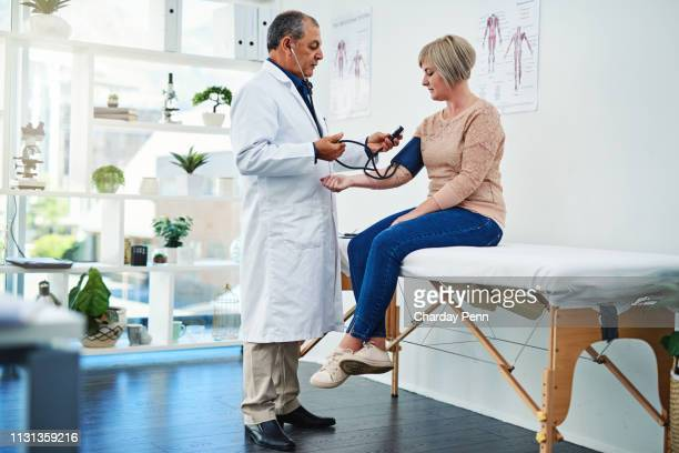 we'll have to do something to get this blood pressure down - blood pressure gauge stock pictures, royalty-free photos & images