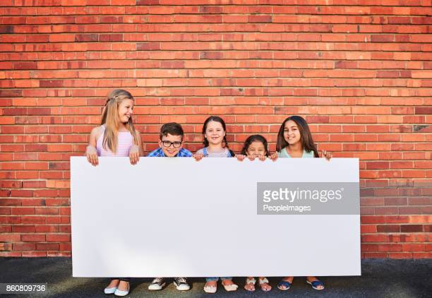 we'll keep an eye on this space for you - blank sign stock photos and pictures
