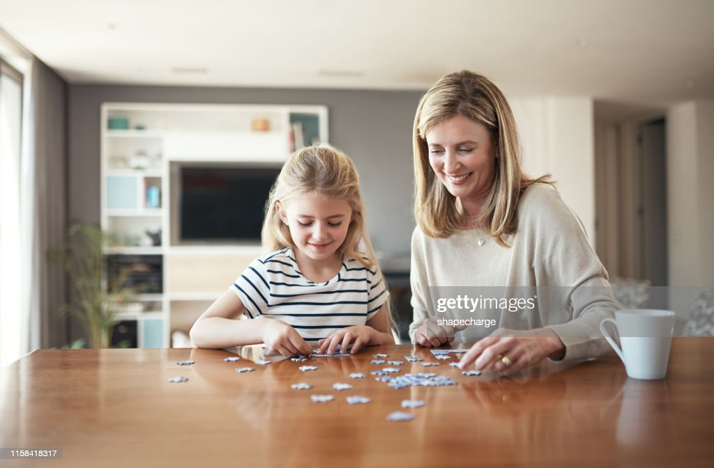 We'll solve it together : Stock Photo