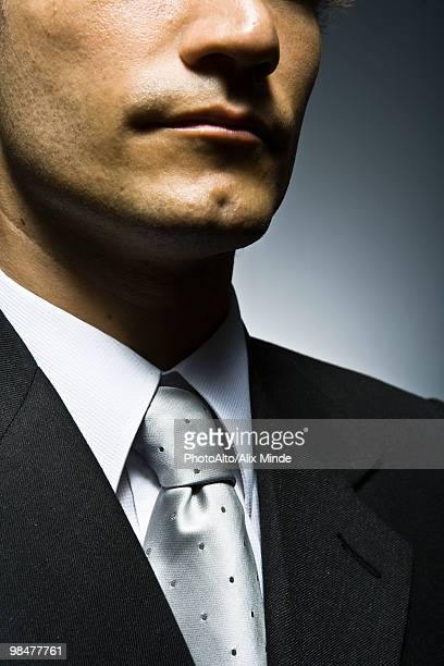 Well-dressed businessman, portrait
