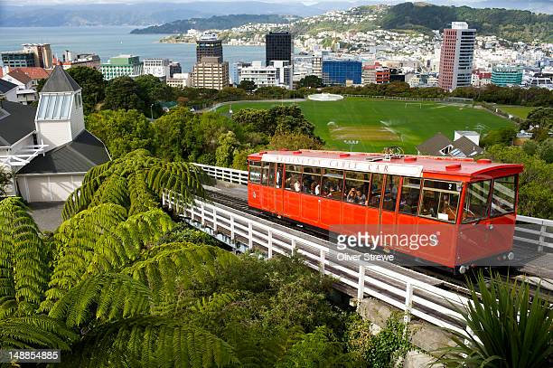 Wellington Cable Car Stock Photos And Pictures Getty Images