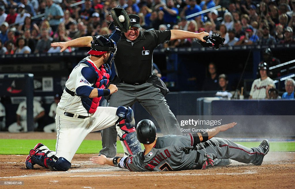 Arizona Diamondbacks v Atlanta Braves