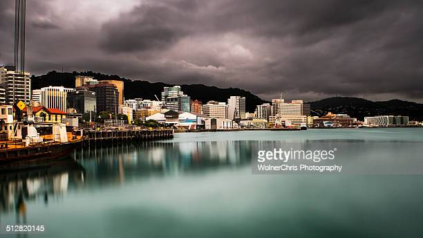 Wellington Harbour | New Zealand