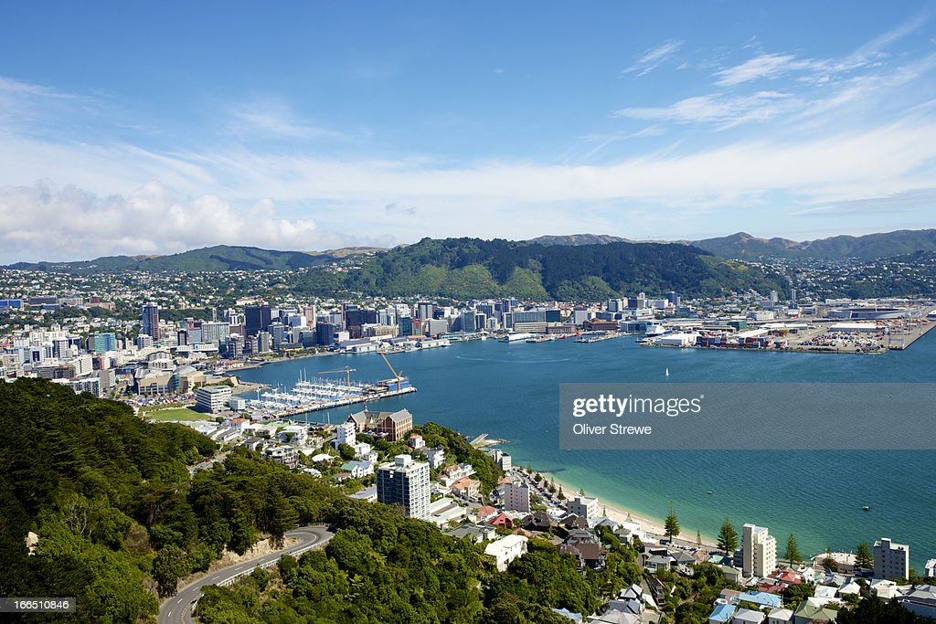 Wellington new zealand picture gallery
