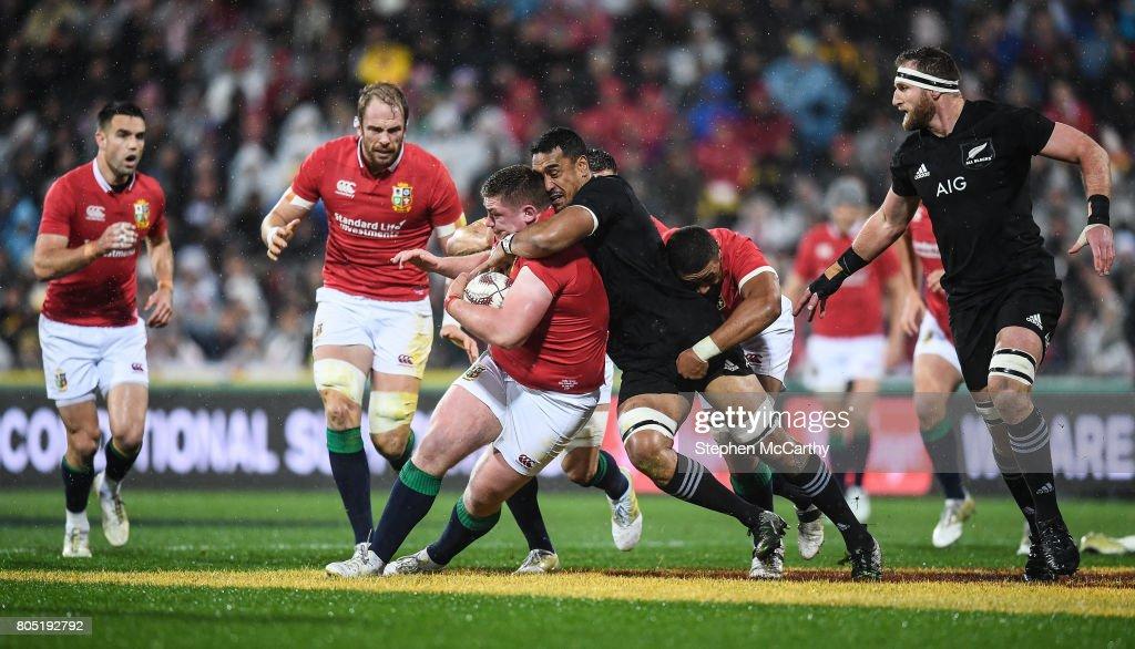 New Zealand v British & Irish Lions - 2nd Test : News Photo