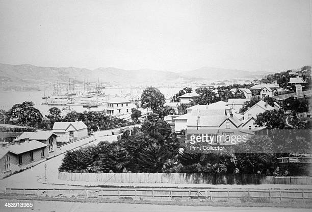 Wellington New Zealand 1875