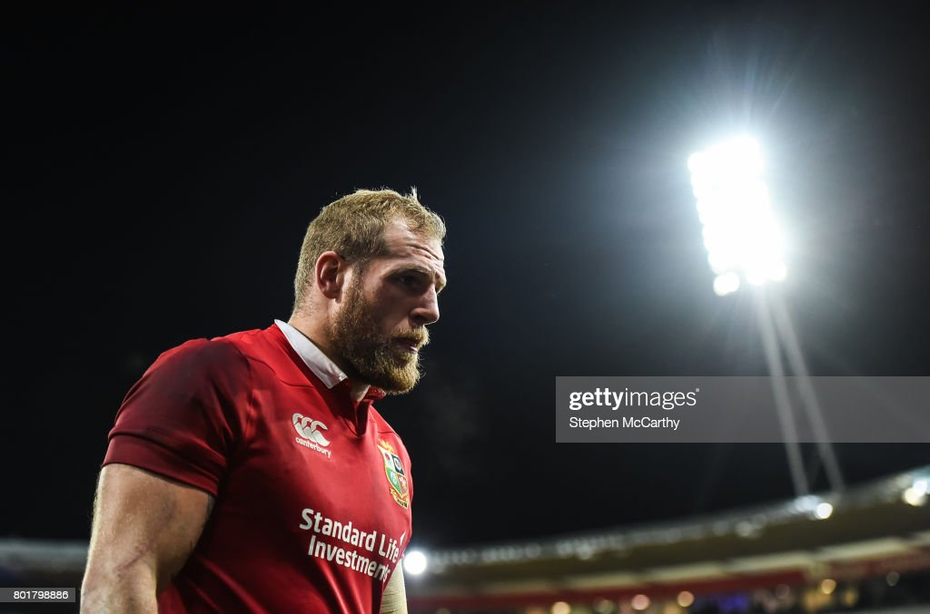 Hurricanes v British & Irish Lions : News Photo