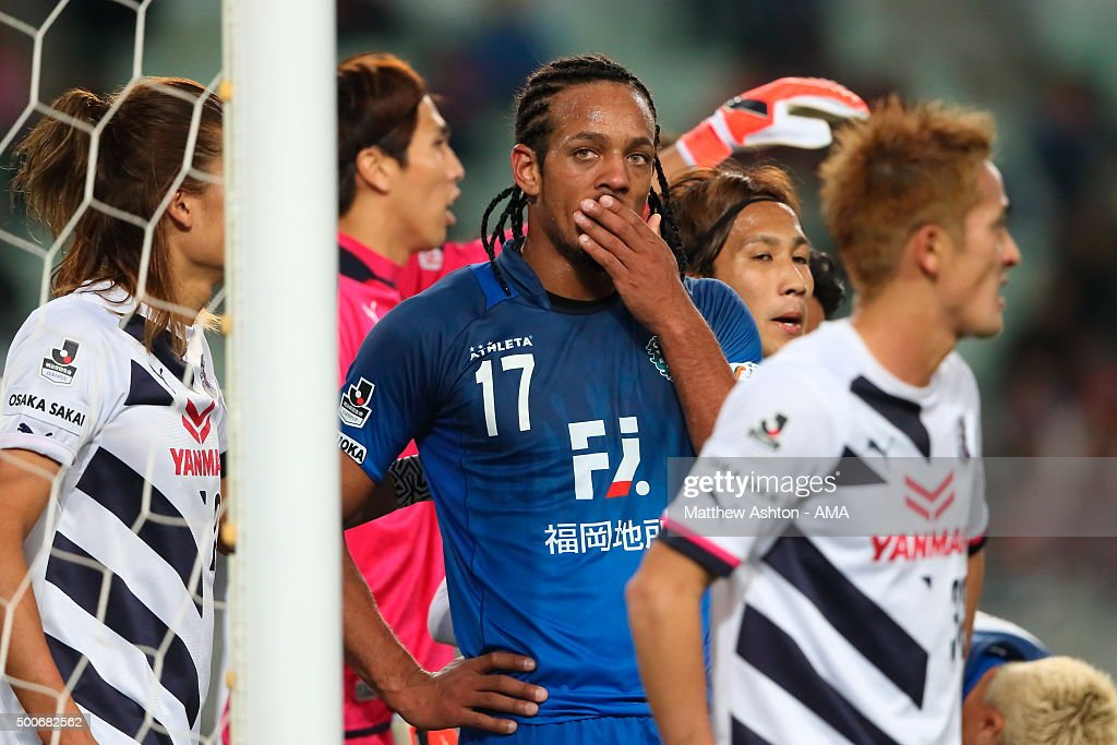 Avispa Fukuoka v Cerezo Osaka - J2 Promotion Play Off Final : News Photo