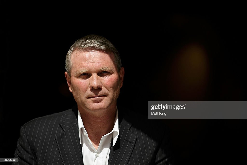 Wellington Phoenix coach Ricki Herbert poses during the 2010 A-League Finals Series Launch at the Sheraton on the Park Hotel on February 15, 2010 in Sydney, Australia.