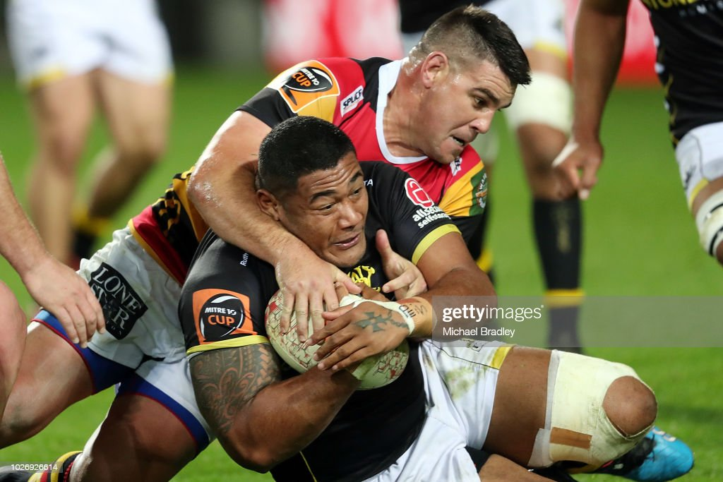 Mitre 10 Cup Rd 4 - Waikato v Wellington