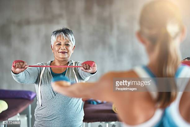 wellness is ageless - osteoporosis stock photos and pictures