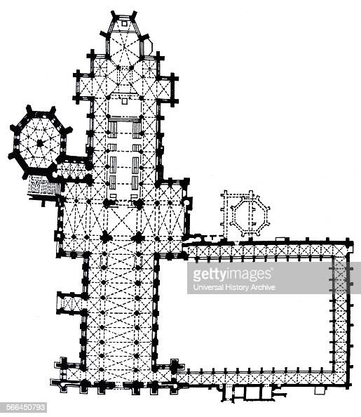 Wells Cathedral Floor Plan. Wells Cathedral is a Church of