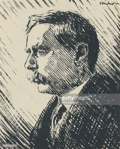 H G Wells' circa 1930s Herbert George Wells is best known for his science fiction novels such as The Time Machine The War of the Worlds The Invisible...