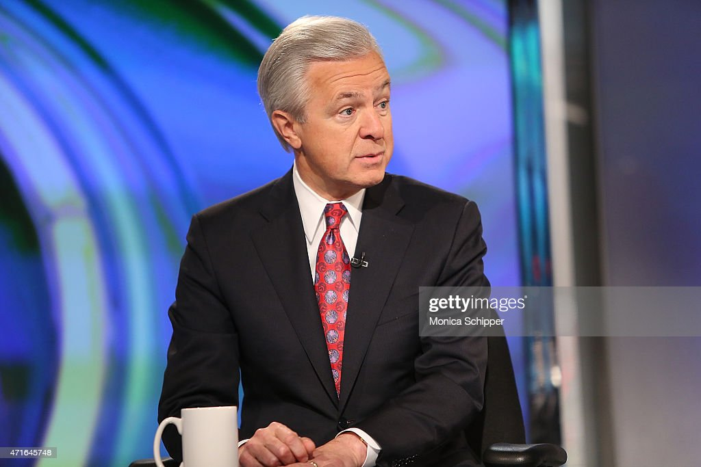 """Wells Fargo CEO John Stumpf Visits FOX Business Networks' """"Opening Bell With Maria Bartiromo"""""""