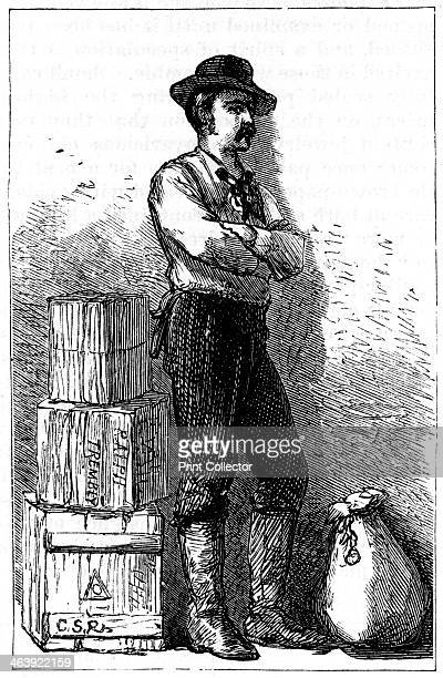 A Wells Fargo messenger from their Express Delivery service via the Isthmus of Panama 1875 Wells Fargo Co was founded in 1852 by Henry Wells and...