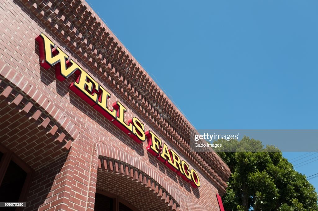 Wells Fargo : Stock-Foto