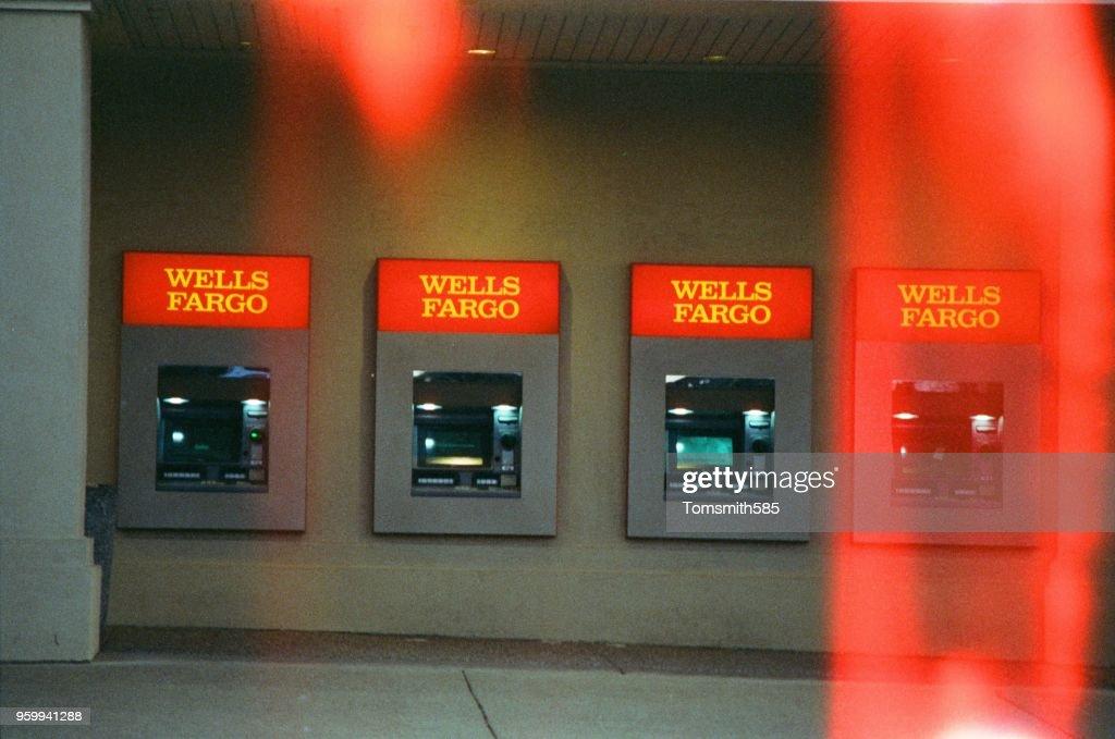 Wells Fargo : Stock-Foto
