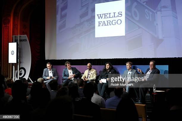 Wells Fargo Vice President LGBT Segment Manager John Lake DIRECTV SVP of Marketing Jon Gieselman Tylenol Sr Marketing Director Manoj Raghunandanan...