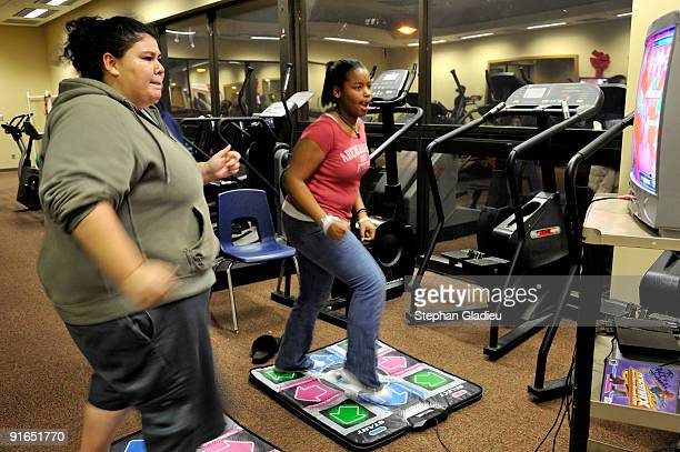 Wellspring Academy of California, a boarding school for obese teenagers, is the first boarding school for weight loss in the United States. Macy...