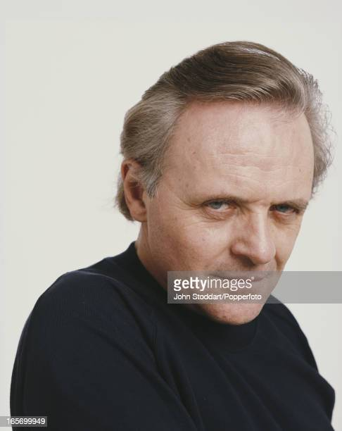 Welsh actor Anthony Hopkins 1991