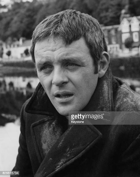 Welsh actor Anthony Hopkins circa 1975