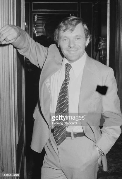 Welsh actor Anthony Hopkins UK 25th January 1979