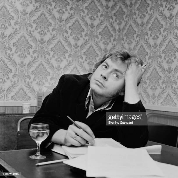 Welsh actor Hywel Bennett , UK, 16th March 1970.