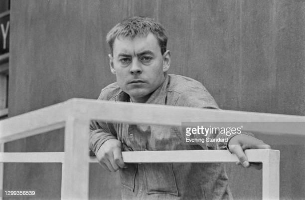Welsh actor Hywel Bennett , UK, 29th September 1972.