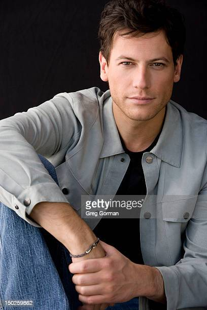Welsh actor Ioan Gruffudd photographed for the July 2005 Venice Magazine in Los Angeles California