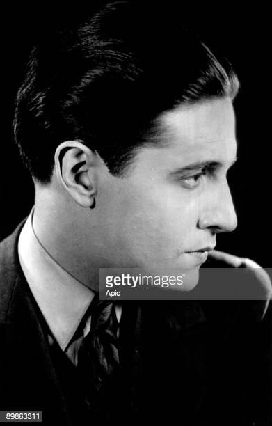 Welsh actor Ivor Novello