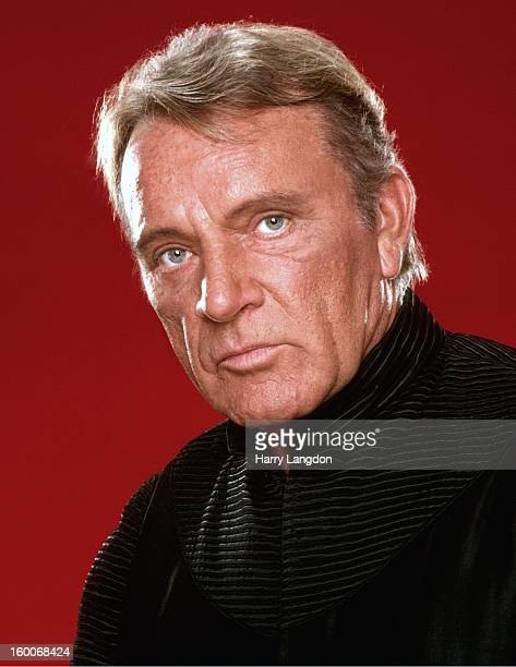 Welsh actor Richard Burton poses for a portrait circa 1981 in Los Angeles California