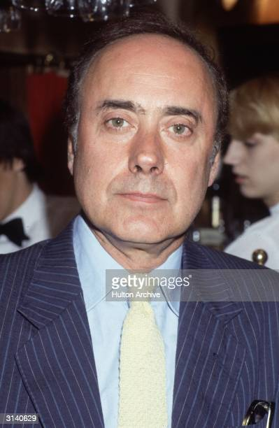 Welsh actor Victor Spinetti