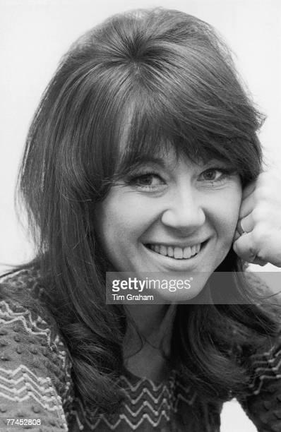 Welsh actress Nerys Hughes 15th November 1972