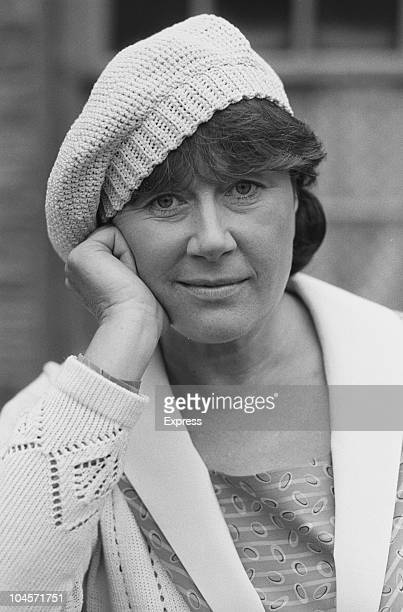 Welsh actress Nerys Hughes on June 22 1984