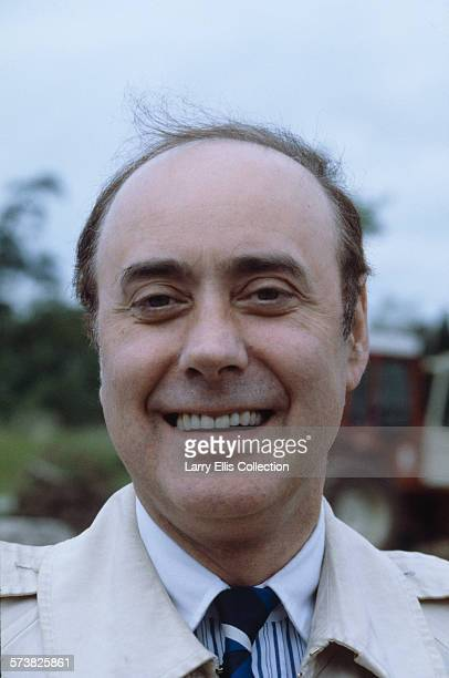 Welsh comedy actor Victor Spinetti circa 1983